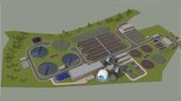 KARBON - Mezitli İleri Biyolojik Atıksu Arıtma Tesisi'nin Temeli Atılıyor
