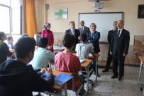 NUMAN HATIPOĞLU - Milletvekili Kavuncu'dan Okullara Ziyaret