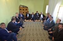 MUSTAFA ŞAHİN - Milletvekili Şahin Ve Belediye Başkanı Polat'tan Mahalle Ziyareti