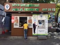 HALK EKMEK - Rize'de Halk Ekmek 1 TL