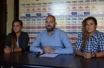 BAYAN FUTBOL TAKIMI - Şahinkaya Açıklaması 'Kadın Futbolunu İstenen Seviyeye Çıkarmak İçin Önemli Tavsiye Kararları Aldık'