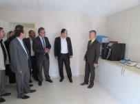 FAIK ARıCAN - Sandıklı'da Toprak Tahlil Laboratuvarı Açıldı