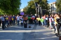 İKİNCİ ÖĞRETİM - Sökeli Üniversite Öğrencileri Sıkıntılarını Dile Getirdi