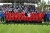 SİYASİ PARTİ - Somaspor Yeni Sezon Açılışını Gerçekleştirdi