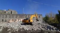 LALA MUSTAFA PAŞA - Tarihi Beylerbeyi Sarayı Günyüzüne Çıkıyor