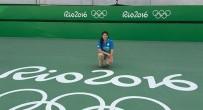 WIMBLEDON - Tenis Hakemi Esin Kıratlı'dan Bir Başarı Daha