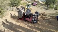 MUSTAFA TAŞKIN - Tokat'ta Traktör Kazası Açıklaması 1 Ölü