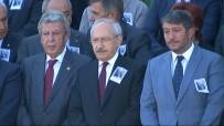 AKİF HAMZAÇEBİ - Törene Kılıçdaroğlu Da Katıldı