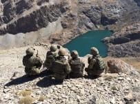 HAVA OPERASYONU - TSK Açıklaması 'Terör Örgütüne Ait 2 Sığınak İmha Edildi'