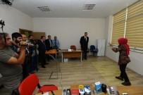 FEN FAKÜLTESİ - TÜBİTAK Genel Başkanı Ergin Van'da