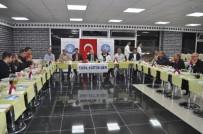 OSMAN KOCA - Türk Eğitim Sen, Gazeteciler İle Bir Araya Geldi