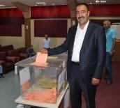 ÇARŞAF LİSTE - Veteriner Hekimler Odası Başkanı Orhan Öztürk Oldu