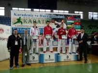 KARATE - Yalovalı Karateciler Karadeniz'de Fırtına Gibi Esti