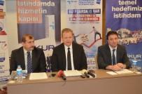 TRABZON VALİSİ - 5. Trabzon İnsan Kaynakları Ve İstihdam Fuarı