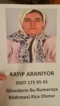CÜZDAN - 54 Yaşındaki Kadından 2 Gündür Kayıp