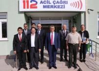 VALİ YARDIMCISI - Acil Çağrı Hizmetleri İl Koordinasyon Komisyonu Toplantısı Yapıldı