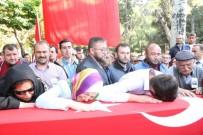 CUMHURİYET HALK PARTİSİ - Afyonkarahisar Şehidini Uğurladı