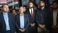 BASIN AÇIKLAMASI - AK Partililerden Halep Saldırısına Kınama