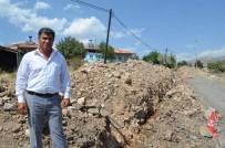 AHMET ÇAKıR - Arguvan Kömürlük'ün Kanalizasyon Sorunu Çözüldü