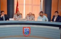 TİCARET ODASI - AYTO'nun Yeni Hizmet Binası İhalesi Gerçekleştirildi.