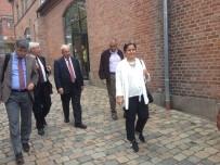 RESTORASYON - Başkan Albayrak Yanındaki Heyetle Birlikte Norveç'te İncelemelerde Bulundu