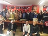 GAMZE AKKUŞ İLGEZDİ - Başkan Ataç Beykoz'da Tepebaşı'nı Anlattı