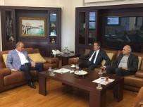 HABERTÜRK - Başkan Ataç'dan Nuhoğlu Ziyareti