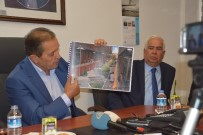 DANıŞTAY - Başkan Ergül Sinop'ta Yapılacak Projelerini Açıkladı
