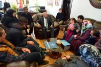 FEDERASYON BAŞKANI - Başkan Şaşi'den, Korkut'a Tatil Teşekkürü