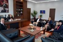 BULGAR - Bulgaristan Heyetinden Çorlu TSO'ya Ziyaret