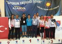 KAĞıTSPOR - Büyükşehirli Dilara, Altın Madalya Kazandı