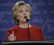 HİLLARY CLİNTON - Clinton Ve Trump, Televizyon Düellosunda Kozlarını Paylaştı