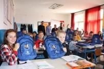 KIRTASİYE MALZEMESİ - Çorum Belediyesi'nden Bosnalı Öğrencilere Kırtasiye Yardımı