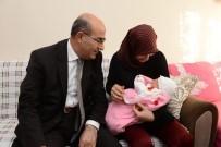 ŞEHİT YAKINLARI - Darbe Şehidi Polisin Bebeği Dünyaya Geldi