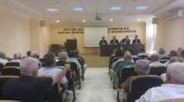 TİCARET ODASI - Didim'de Kıyı Tespit Komisyonu Toplandı