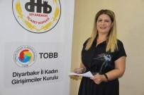 KADIN GİRİŞİMCİ - Diyarbakır'da Kadınlara Ücretsiz Turizm Eğitimi Verilecek
