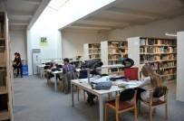 NITELIK - Durmuş Günay Kütüphanesi'ne Elli Bin Yeni Kitap