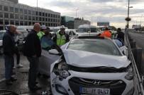 MECIDIYEKÖY - E-5'Te Zincirleme Kaza Açıklaması 5 Yaralı