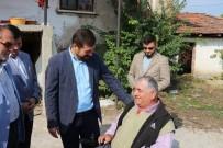 Engelli Vatandaşlara Akülü Araçları Teslim Edildi