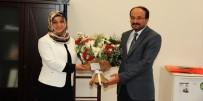 DEVİR TESLİM - ETÜ Rektör Yardımcılığı Görevine Prof. Dr. Songül Duman Atandı