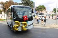 TOPLU ULAŞIM - ETUS'un 50 Araçlık Yeni Filosu Hizmete Girdi