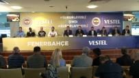 SPOR KOMPLEKSİ - Fenerbahçe Vestel'le İmzaladı