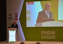 YAŞAR HOLDING - 'Fındık Ve Sağlık' İstanbul'da Konuşuldu