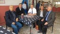 SANAYİ SİTESİ - Genel Müdür Başa TESKİ'nin Saray'da Yürüttüğü Çalışmaları İnceledi