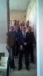 AHMET ÜNAL - Genel Sekreteri Kutlugün MGC'yi Ziyaret Etti