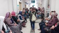 ORTA KULAK İLTİHABI - Hava Değişikliği Aydınlıları Hastanelik Etti