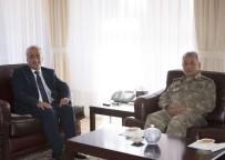JANDARMA KOMUTANI - İl Jandarma Komutanı Çelik'ten, Rektör Çomaklı'ya Tebrik Ziyareti
