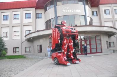 İşte ilk yerli yapım Transformers