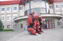 ROBOT - İşte ilk yerli yapım Transformers