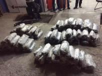 İZMİR EMNİYETİ - İzmir'de 115 Kilo Esrar Ele Geçirildi